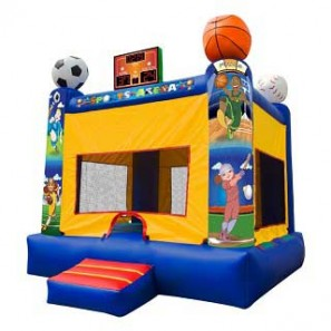 Bounce house, Fun house, Novelty Entertainment