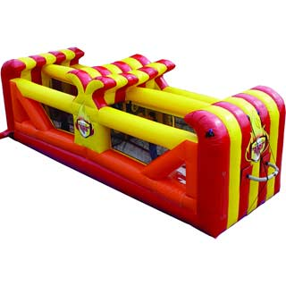 Rapid Fire, Novelty Inflatable
