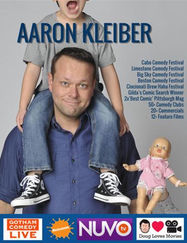 Aaron Kleiber, Actor & Comedian