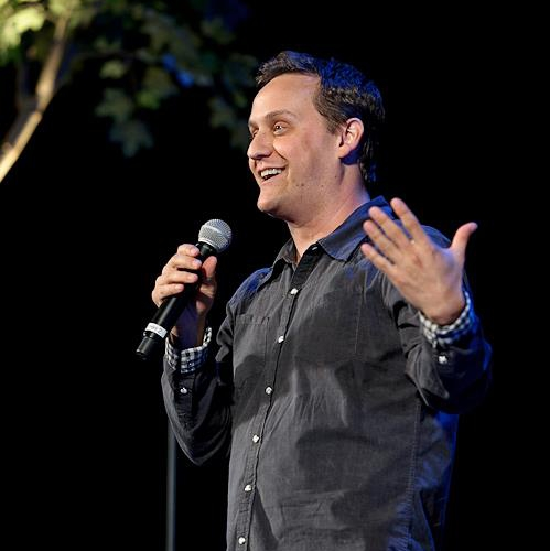 Comedian Frank Nicotero