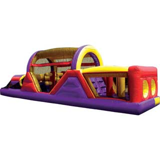 Obstacle Race, Inflatable Novelty, Pittsburgh Rental