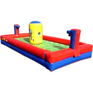Bungee Run, First 'n Goal Inflatable, Novelty Entertainment