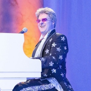 Elton John Tribute, Lee Alverson