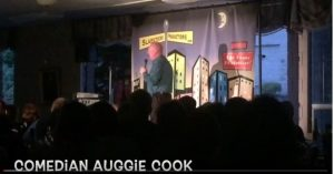 Clean Comedy, Auggie Cook, Pittsburgh Comedian