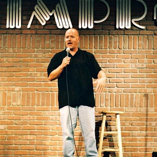 Comedian Shaun Blackham