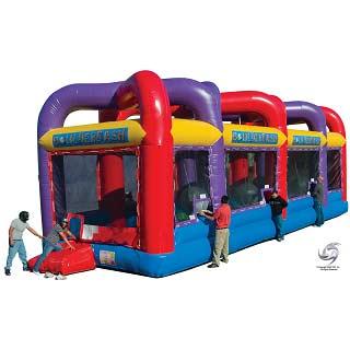 Boulderdash, Inflatable Entertainment