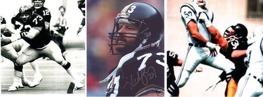 Craig Wolfley, Steelers