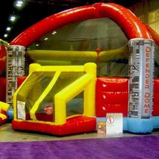 Defender Dome, Extreme Dodgeball
