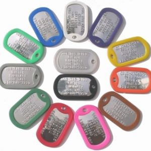 Dog Tags, Customize Your Own, Novelty Entertainment