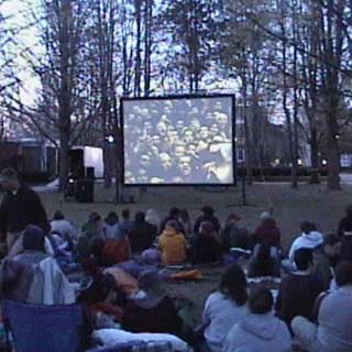 Drive-in Movie Rental