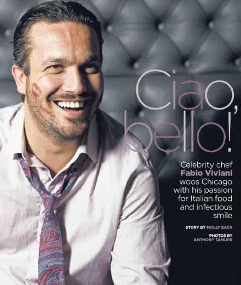 Fabio Viviani-Ciao Bello