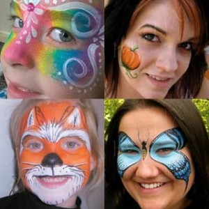 Face Painting Pittsburgh