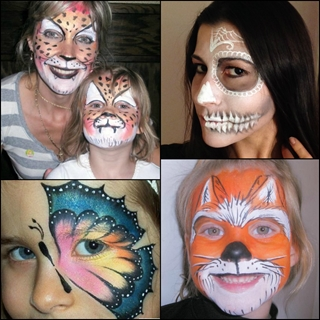 Face Painting, Creative Entertainment Pittsburgh