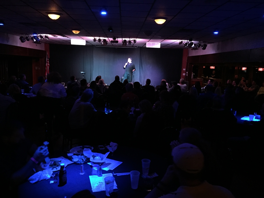 Professional sound and lights, Comedy show Pittsburgh, Show Production