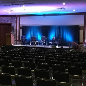 Professional sound and lights, sound system Pittsburgh
