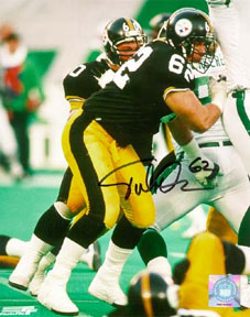 Tunch Ilkin, Pittsburgh Steelers