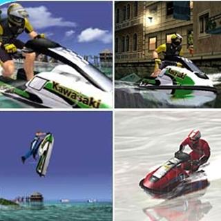 Virtual Reality, Jet Ski