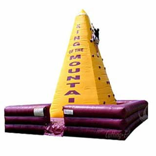 Inflatable Climbing Mountain, Climbing Wall, Novelty Rental, Pittsburgh Inflatable