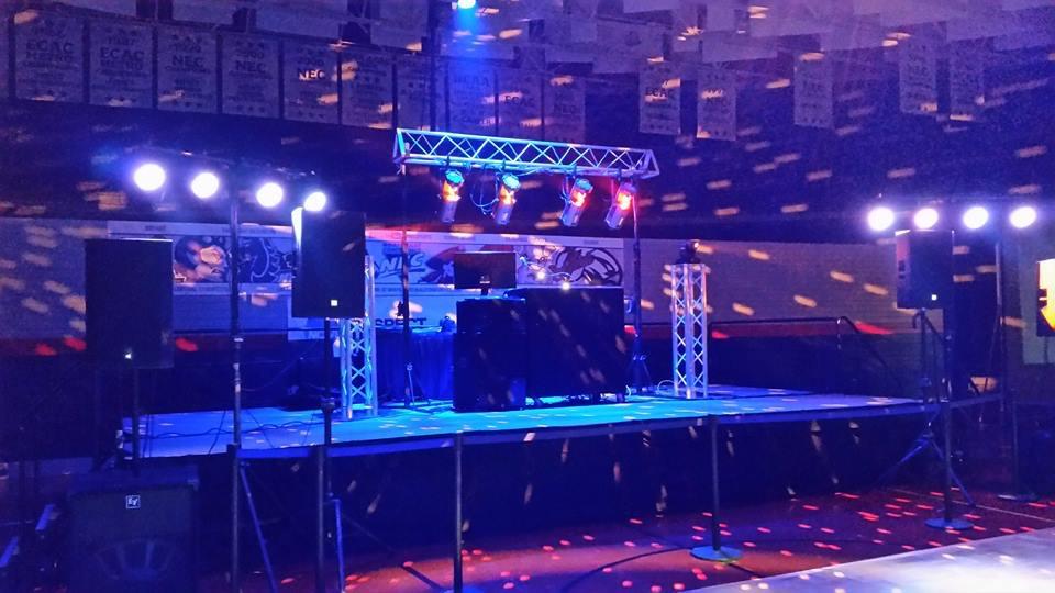 Chuck Webb, Pittsburgh DJ, Professional DJ