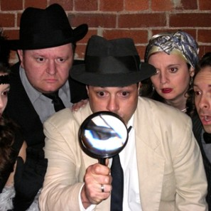 Murder Mystery Dinner Theater, Mystery's Most Wanted