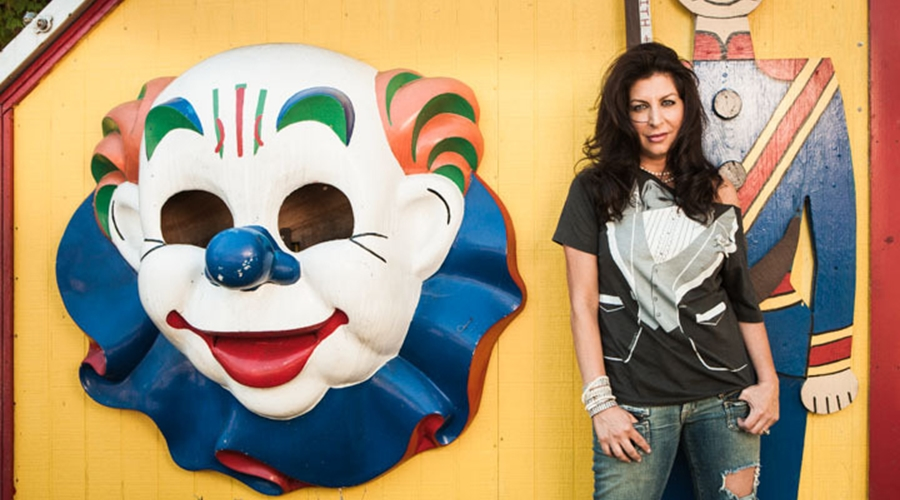 Female Comedian, Tammy Pescatelli