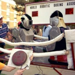 Robotic Boxing, Novelty Entertainment