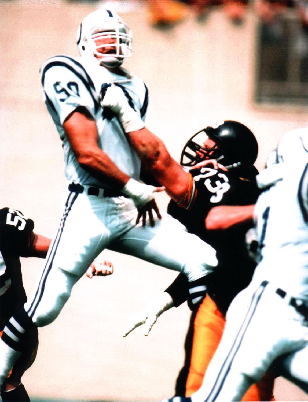 Craig Wolfley, NFL Veteran, Pittsburgh Steelers