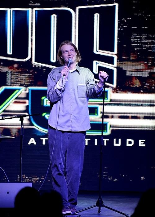 Mike Wysocki comedy