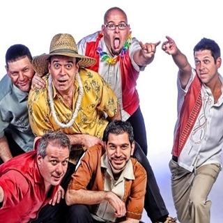 Zoot Island, Swing Music, Island Music, Party Band Pittsburgh