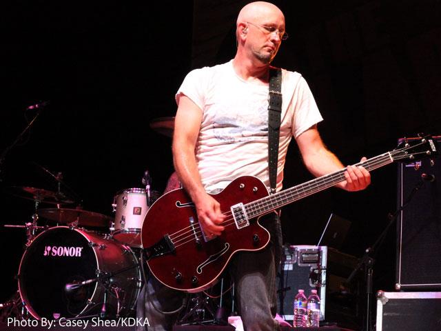 Greg Joseph, The Clarks