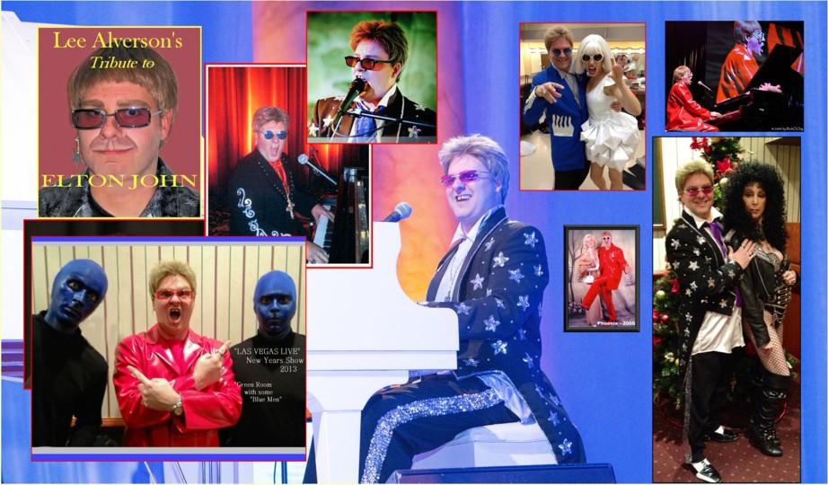 Elton John Tribute Show, Pittsburgh Show Acts