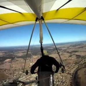 Virtual Reality, Hang gliding Simulator