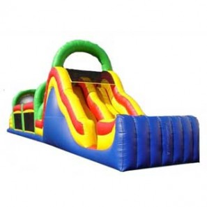 Obstacle Course Challenge, Bounce House