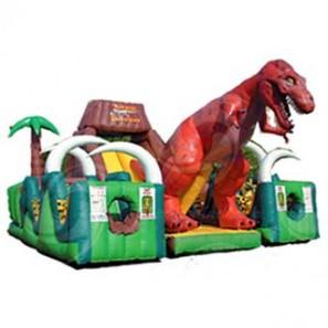 Jurassic Adventure Inflatable