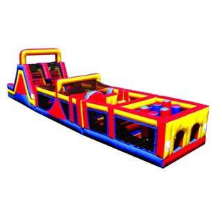 Obstacle Challenge, Pittsburgh Inflatable