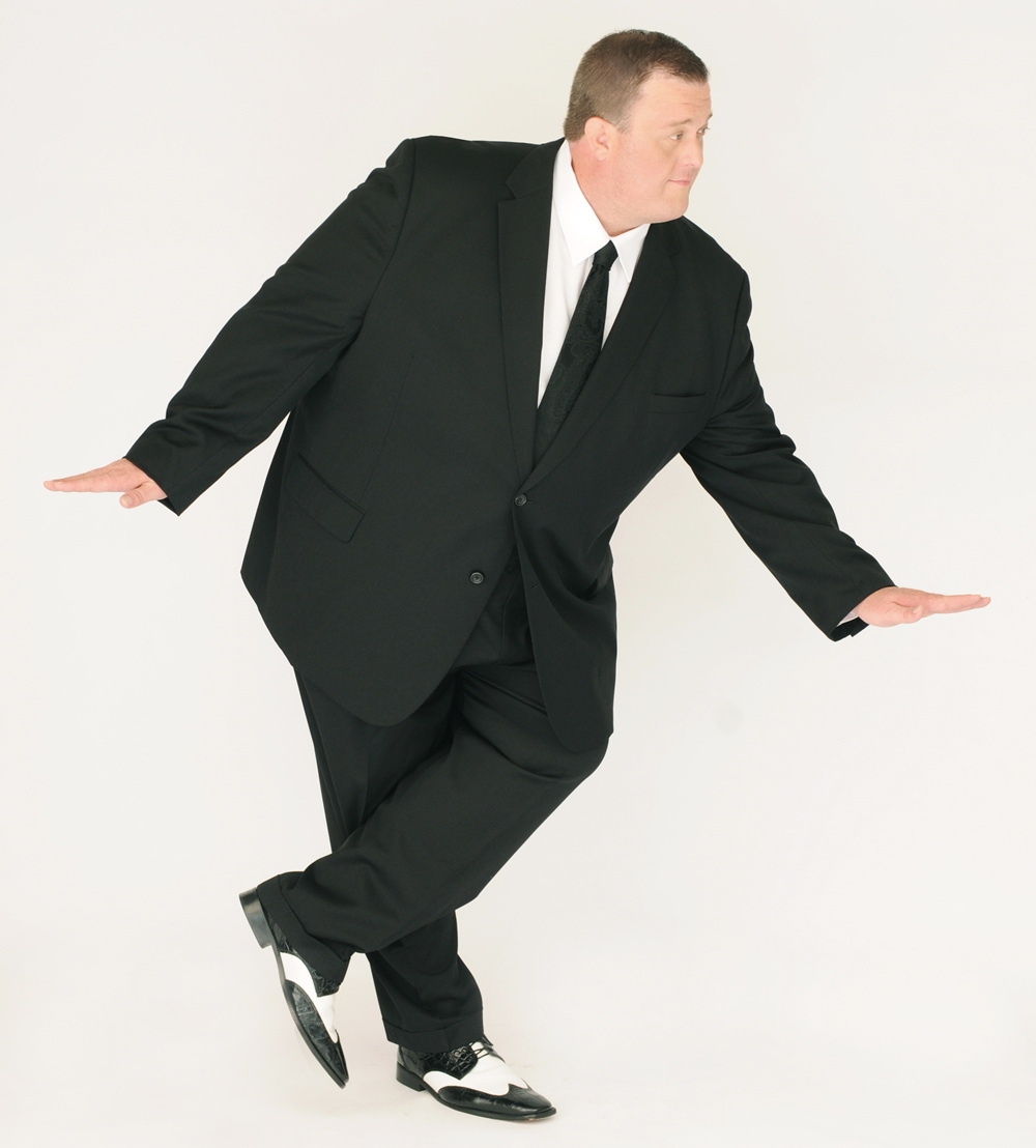 Corporate Comedian, Headliner, Mike and Molly, Billy Gardell