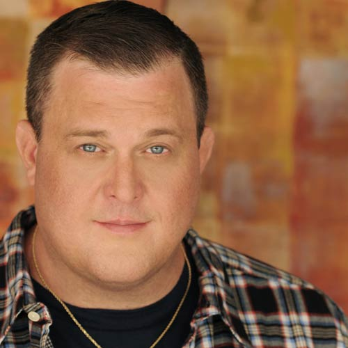 Billy Gardell, Comic, Headliner