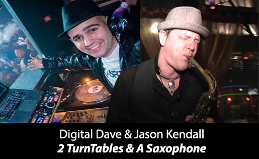 2 TurnTables and a Saxophone, Pittsburgh DJ, Music