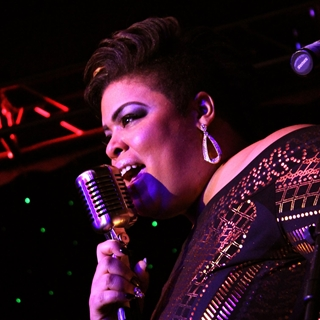 Lyndsey Smith, Soul Singer, Pittsburgh Jazz Band