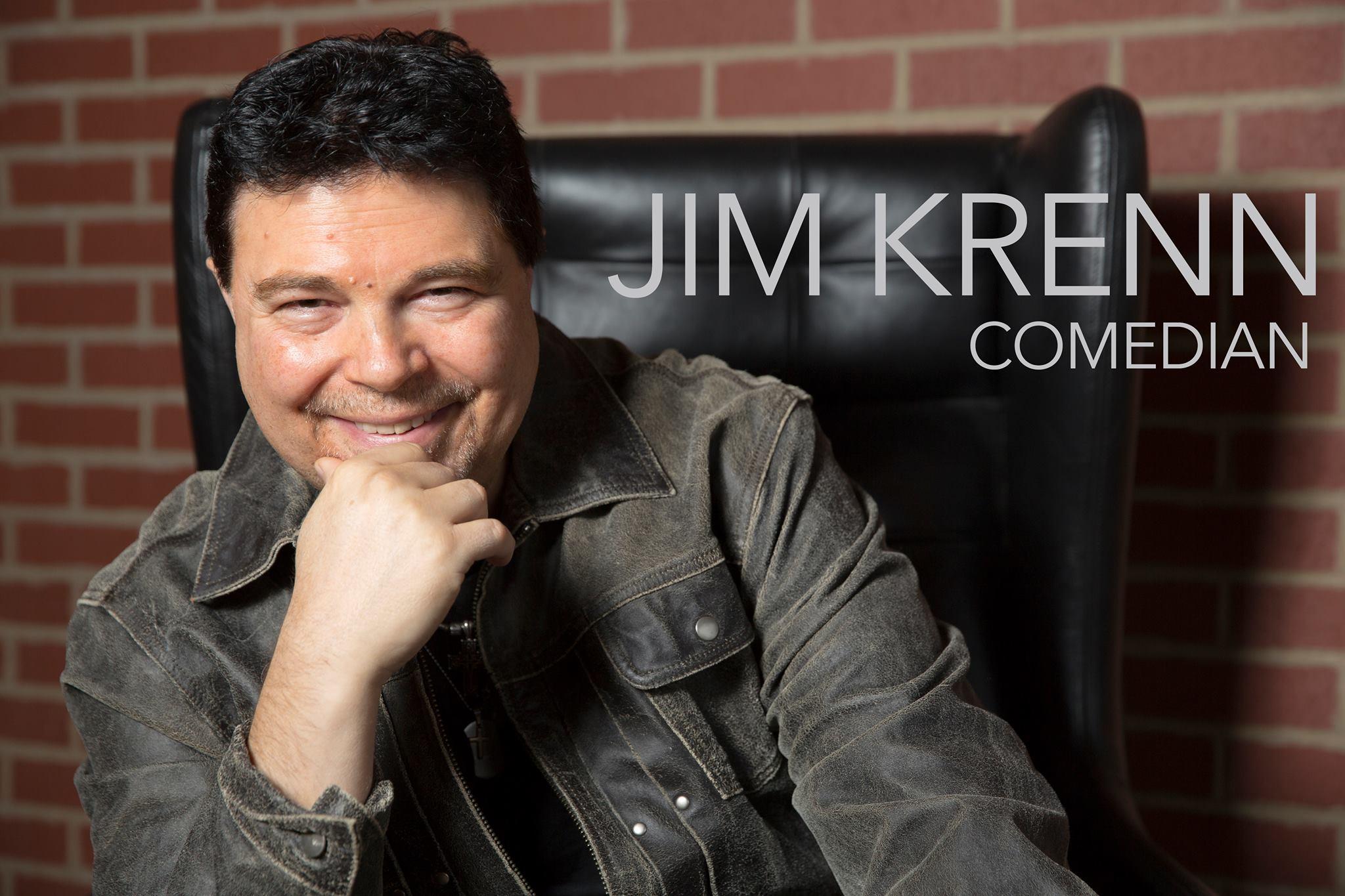 Pittsburgh Comic, Comedian, Jim Krenn