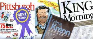 Krenn-Pittsburgh Magazine Best of