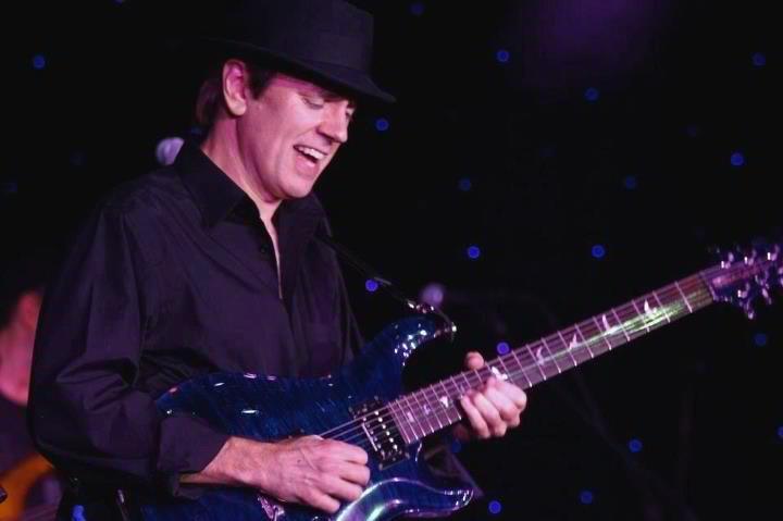 Blues Musician, Tony Janflone Jr.