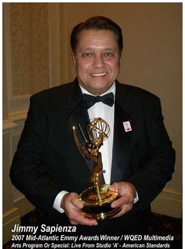 Jimmy Sapienza, Emmy Award Winner