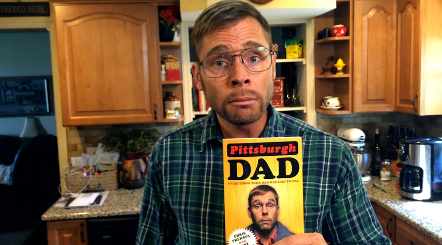 Pittsburgh Dad Book