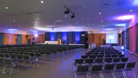 Show Lighting, talent network, corporate event, speaking engagement