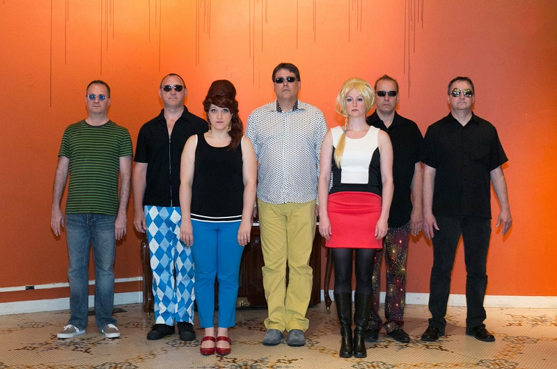 Pittsburgh Tribute Band, Re-52s, B-52s