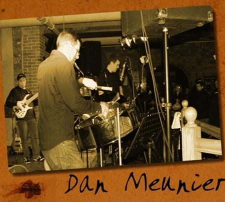 Dan Meunier, Steel Pan Dan