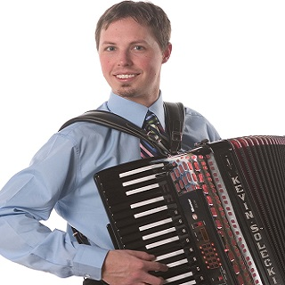 Accordion Player, Kevin Solecki, Pittsburgh Music, Accordionist