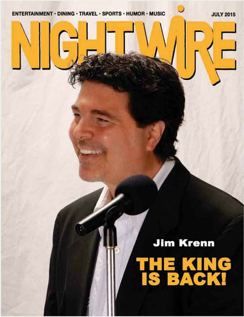 Jim Krenn, Pittsburgh Radio
