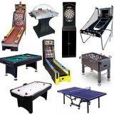 Parlor Games, Arcade Games, Book Entertainment Pittsburgh